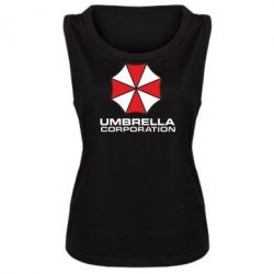 Женская майка Umbrella - FatLine