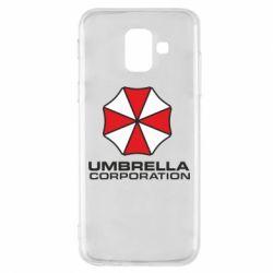 Чехол для Samsung A6 2018 Umbrella