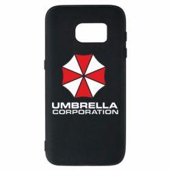 Чехол для Samsung S7 Umbrella