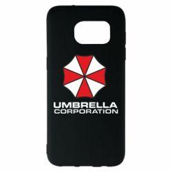 Чехол для Samsung S7 EDGE Umbrella