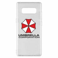 Чехол для Samsung Note 8 Umbrella