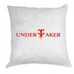 Подушка Undertaker