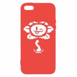 Чехол для iPhone5/5S/SE Undertale Flowey