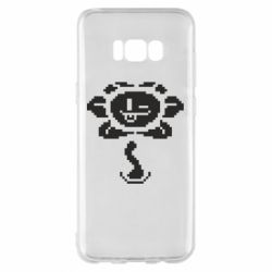 Чехол для Samsung S8+ Undertale Flowey