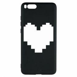 Чехол для Xiaomi Mi Note 3 Undertale heart