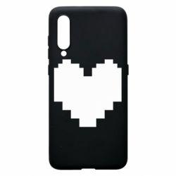 Чехол для Xiaomi Mi9 Undertale heart