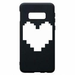 Чохол для Samsung S10e Undertale heart