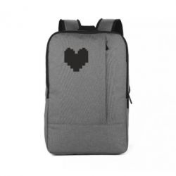 Рюкзак для ноутбука Undertale heart