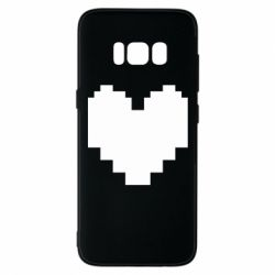 Чохол для Samsung S8 Undertale heart
