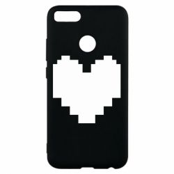 Чехол для Xiaomi Mi A1 Undertale heart