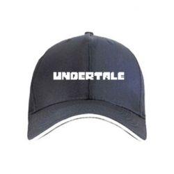 Кепка Undertale logo
