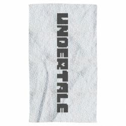 Рушник Undertale logo