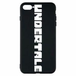 Чохол для iPhone 7 Plus Undertale logo
