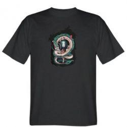 Чоловіча футболка Віднесені привидами