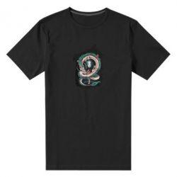 Чоловіча стрейчева футболка Віднесені привидами
