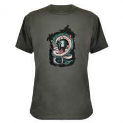 Камуфляжна футболка Віднесені привидами