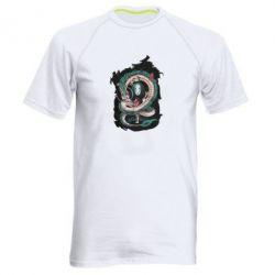 Чоловіча спортивна футболка Віднесені привидами