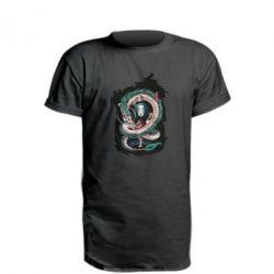Подовжена футболка Віднесені привидами