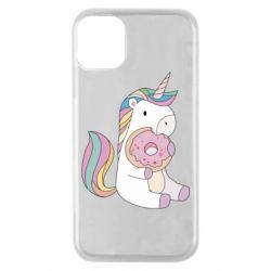 Чехол для iPhone 11 Pro Unicorn and cake