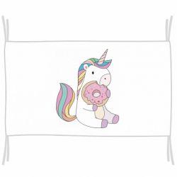 Флаг Unicorn and cake