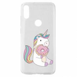 Чехол для Xiaomi Mi Play Unicorn and cake