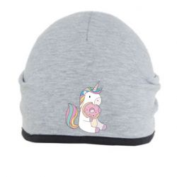 Купить Шапка Unicorn and cake, FatLine