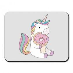 Купить Коврик для мыши Unicorn and cake, FatLine