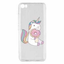 Чехол для Xiaomi Mi5/Mi5 Pro Unicorn and cake