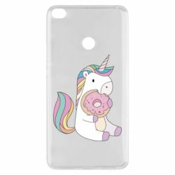 Чехол для Xiaomi Mi Max 2 Unicorn and cake