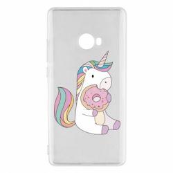Чехол для Xiaomi Mi Note 2 Unicorn and cake