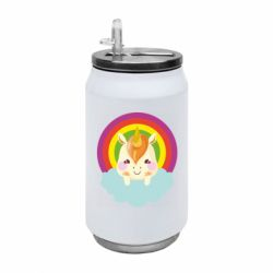 Термобанка 350ml Unicorn and cloud