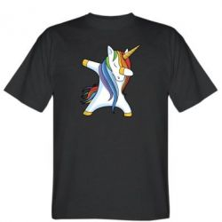 Футболка Unicorn dabbing