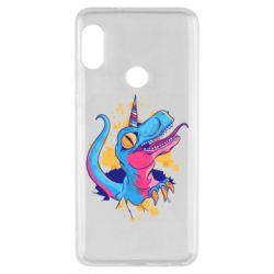 Чехол для Xiaomi Redmi Note 5 Unicorn dinosaur