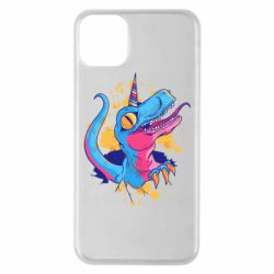 Чехол для iPhone 11 Pro Max Unicorn dinosaur