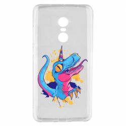 Чехол для Xiaomi Redmi Note 4 Unicorn dinosaur