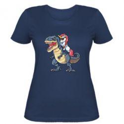 Жіноча футболка Unicorn on Thyrex