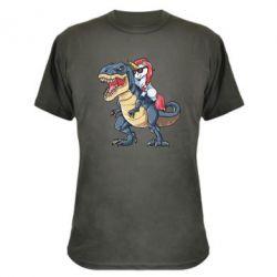 Камуфляжна футболка Unicorn on Thyrex