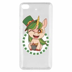 Чехол для Xiaomi Mi 5s Unicorn patrick day