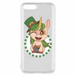 Чехол для Xiaomi Mi6 Unicorn patrick day