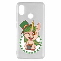 Чехол для Xiaomi Mi8 Unicorn patrick day