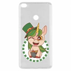 Чехол для Xiaomi Mi Max 2 Unicorn patrick day