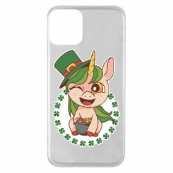 Чехол для iPhone 11 Unicorn patrick day