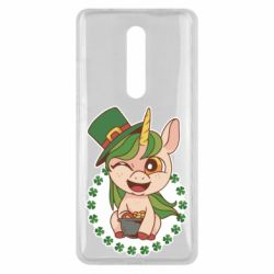 Чехол для Xiaomi Mi9T Unicorn patrick day