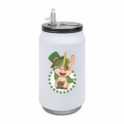 Термобанка 350ml Unicorn patrick day