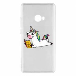 Чехол для Xiaomi Mi Note 2 Unicorn reader