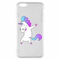 Чехол для iPhone 6 Plus/6S Plus Unicorn swag