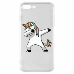 Чехол для iPhone 7 Plus Unicorn SWAG
