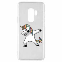 Чехол для Samsung S9+ Unicorn SWAG