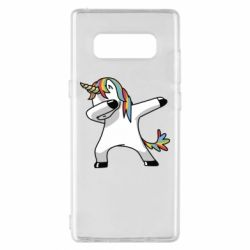 Чехол для Samsung Note 8 Unicorn SWAG