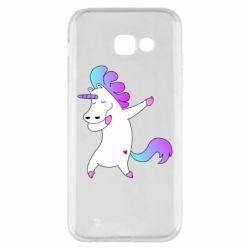 Чехол для Samsung A5 2017 Unicorn swag